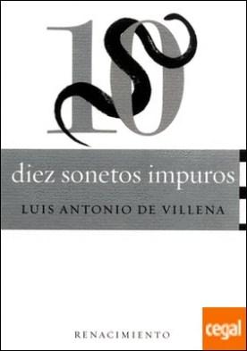 Diez sonetos impuros