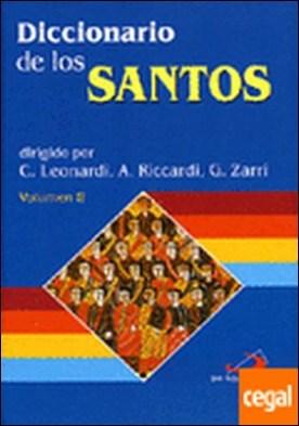 Diccionario de los santos (2 volúmenes)