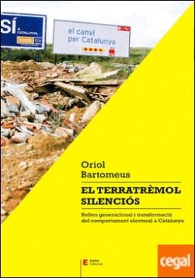 El terratrèmol silenciós . Relleu generacional i transformació del comportament electoral a Catalunya