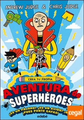 Crea tu propia aventura de superhéroes