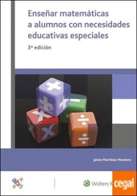 Enseñar matemáticas a alumnos con necesidades educativas especiales (3.ª Edición)