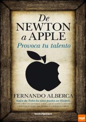 DE NEWTON A APPLE (B4P) . Provoca tu talento