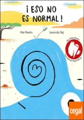 ¡Eso no es normal! por Mar Pavón PDF