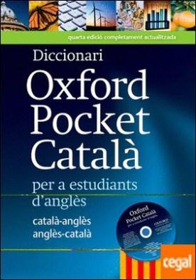 Diccionari Oxford Pocket Català per a estudiants d'angles. català-anglès/anglès-català