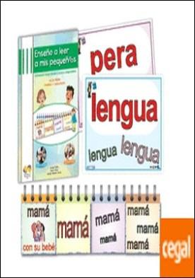 Enseño a leer a mis pequeños/as (Juego Completo) . Estimulación temprana de la lectura comprensiva por Yuste Herránz, Carlos PDF