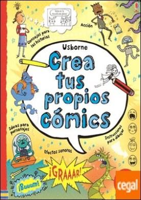 Escribe y dibuja tus propios comics . Con pegatinas