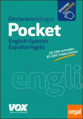 Diccionario Pocket English-Spanish / Español-Inglés por Larousse Editorial