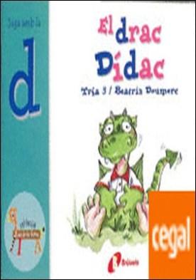 El drac Dídac (d) . Juga amb la d