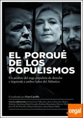El porqué de los populismos . Un análisis del auge populista de derecha e izquierda a ambos lados del Atlántico