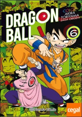 Dragon Ball Color Origen y Red Ribbon nº 06/08 por Toriyama, Akira PDF