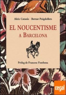 El noucentisme a Barcelona por Catasus, A. PDF
