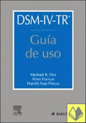 DSM-IV-TR . guía de uso