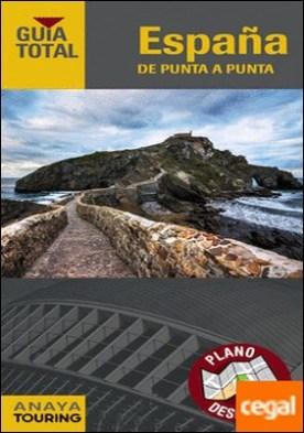 España de punta a punta por Anaya Touring