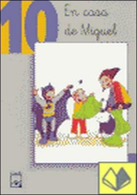 En casa de Miguel (ll, z), Educación Infantil