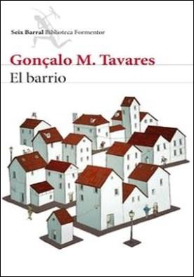 El barrio. Prólogo de Alberto Manguel