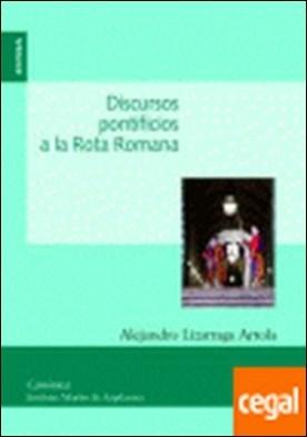 Discursos pontificios a la Rota romana