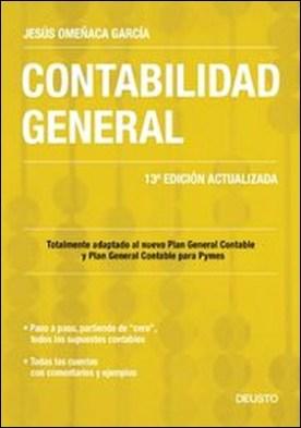 Contabilidad general. 13ª Edición actualizada