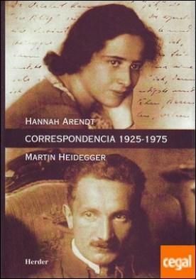 Correspondencia 1925-1975 . Cartas y otros documentos de 1925 a 1975