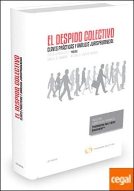 El despido colectivo. Claves prácticas y análisis jurisprudencial (Lex Nova) (Papel + e-book) por Cervera Soto, Teresa PDF