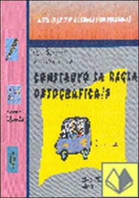 CONSTRUYO LA REGLA ORTOGRAFICA 3 . 5º y 6º de Educación Primaria