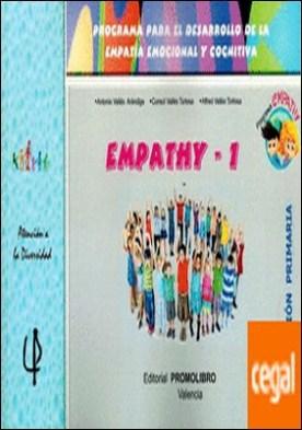 Empathy . Programa para el desarrollo de la Empatía emocional y cognitiva. Educación Primaria.