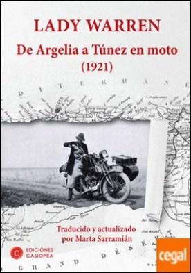 De Argelia a Túnez en moto