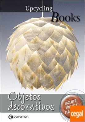 UPCYCLING BOOKS Objetos decorativos