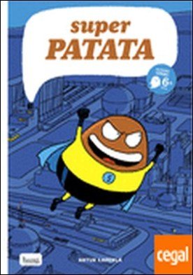 Superpatata . mi primer comic