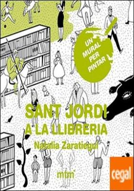 Sant jordi a la llibreria