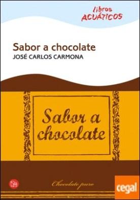 SABOR A CHOCOLATE (ACUATICO) CV08 . Libros Acuáticos