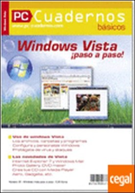Windows Vista ¡paso a paso!
