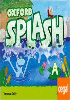 Splash A. Class Book & Songs CD Pack