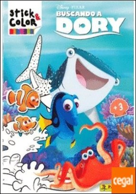 Stick & color 55: buscando a Dory