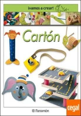 ¡VAMOS A CREAR! CARTON