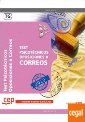 Test Psicotécnicos Oposiciones a Correos . Array por Juan Molina Hernández PDF