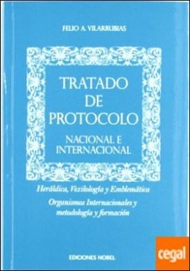 Tratado de protocolo nacional e internacional