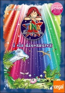 Tina Superbruixa i els dinosaures (ed. COLOR)