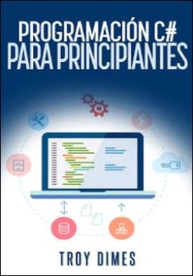 Programación C# para Principiantes
