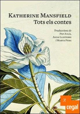 Tots els contes . Traduccions de Pep Julià, Anna Llisterri i Marta Pera
