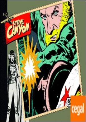 STEVE CANYON 1950 . Pasaporte a la aventura