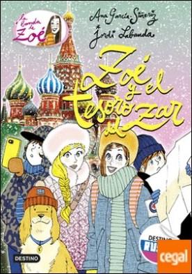Zoé y el tesoro del zar . La banda de Zoé 15