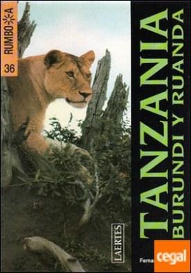 Tanzania, Burundi y Ruanda