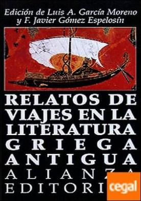 Relatos de viajes en la literatura griega antigua