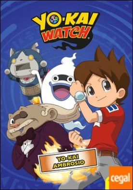 Yo-kai Watch. Yo-kai Ambrosio . Narrativa 5