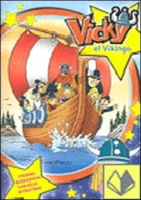 Vicky el vikingo . libro de pegatinas por N