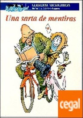 UNA SARTA DE MENTIRAS por MCCAUGHREAN, GERALDINE PDF