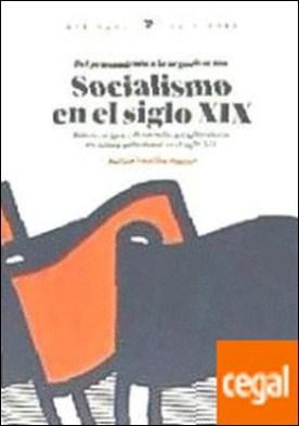 Socialismo en el siglo XIX (Del pensamiento a la organización) . Raices, origen y desarrollo del laboratorio socialista antiestatal del siglo XIX