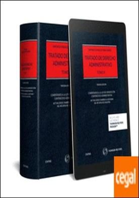 Tratado de Derecho Administrativo Tomo II (Papel + e-book) . Comentarios a la Ley de Jurisdicción Contencioso Administrativa (actualizados tambien a la reforma del recurso de casación) por González-Varas Ibáñez, Santiago PDF