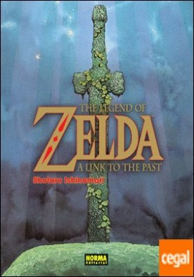 THE LEGEND OF ZELDA . A LINK TO THE PAST
