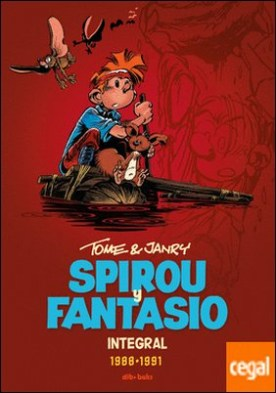 Spirou y Fantasio Integral 15 . Tome y Janry (1988-1991)